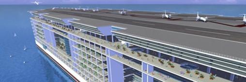Le projet de ville flottante : utopie ou solution ?