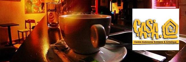 Le CASA Poblano, restaurant solidaire et autogéré