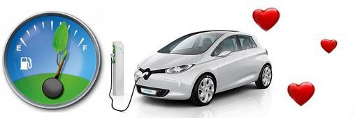 +94% de hausse pour les ventes de voitures électriques et hybrides