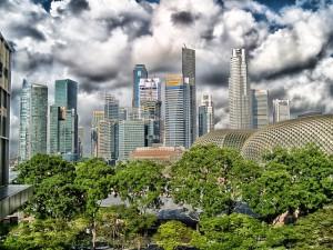 Singapour verte