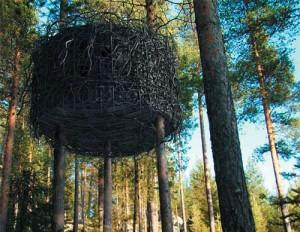 Treehotel, en Suède