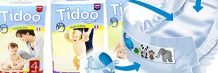 J'ai testé pour vous : les couches Tidoo