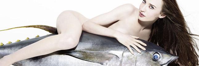 Fish Love fait poser les stars contre la surpêche