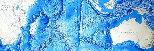500 000 km3 d'eau douce trouvés sous l'océan