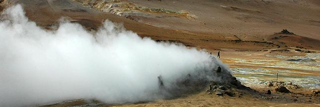 Islande: un carburant volcanique