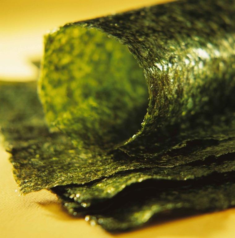 algue-nori-aliment-bonne-santé-vivre-longtemps