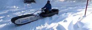 Le MTT-136 ou la chenille des neiges