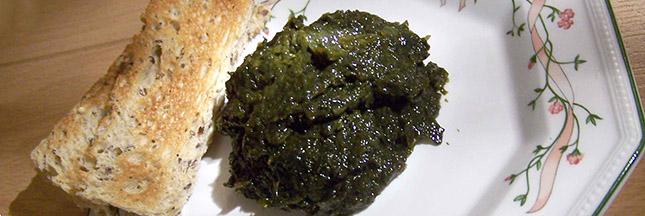 Recette bio. Du caviar d'algues à l'apéritif !