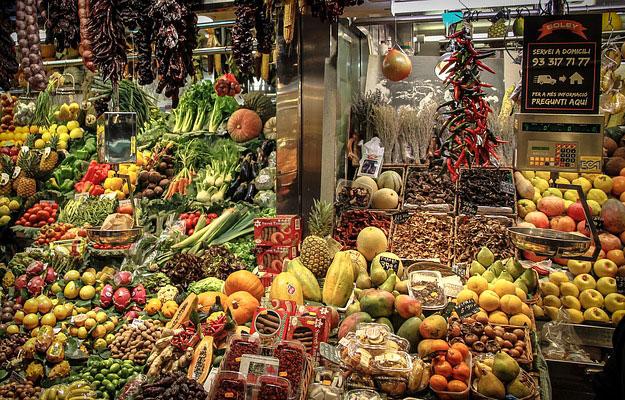aliments-potassium-fruits-légumes