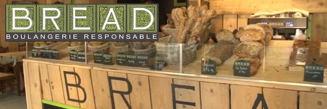 Chez Bread, boulangerie responsable, goût rime avec bio