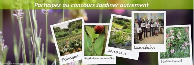 Concours Jardiner autrement: inscrivez-vous!
