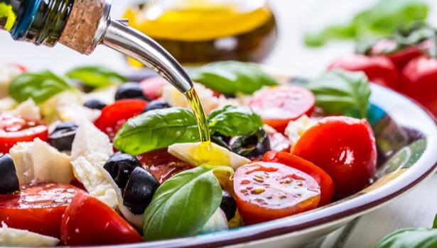 cholestérol régime méditerranéen