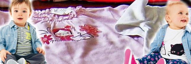 Textiles Enfants : halte aux vêtements nocifs !
