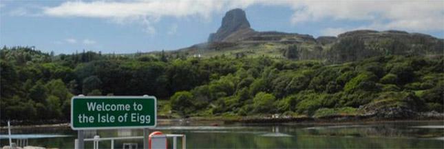 L'île d'Eigg, une île 100% autosuffisante en énergie