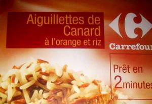 carrefour-aiguillettes-canard-a-l-orange-et-riz