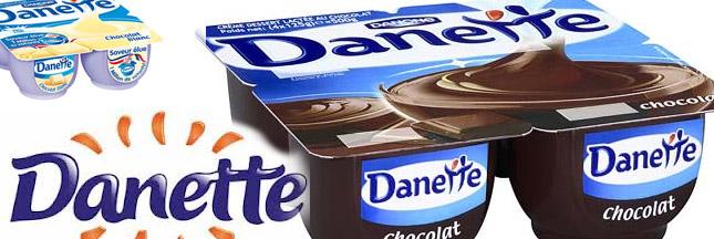 Ces substances que nous cache... la Danette