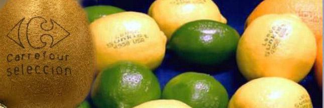 Étiquettes fruits et légumes : et si on les remplaçait ?