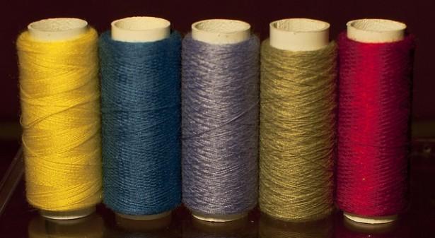 fibres textiles écologiques, coton bio