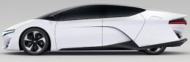 La future voiture à hydrogène de Honda serait pour 2016