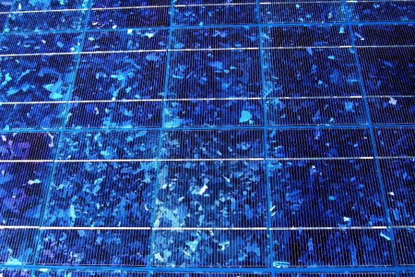 Id e re ue les panneaux solaires se recyclent mal page 2 for Recyclage des panneaux solaires