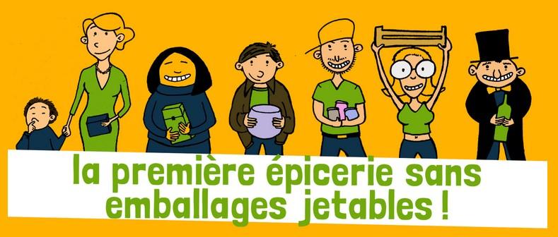 Epicerie La Recharge