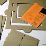 Meubles en carton en kit