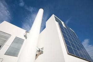 Pôle Energie hôpital HQE