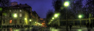 Eclairage public : des lampadaires intelligents pour arrêter le gaspillage