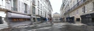 Votre maison et la France sous les eaux !