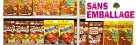 Un supermarché sans emballage en Allemagne