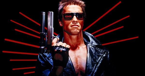 Les moustiques: Sarah Connor? hum, pas tout à fait. (© Terminator)