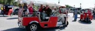 Écotourisme : les tuk-tuk électriques (reportage vidéo)