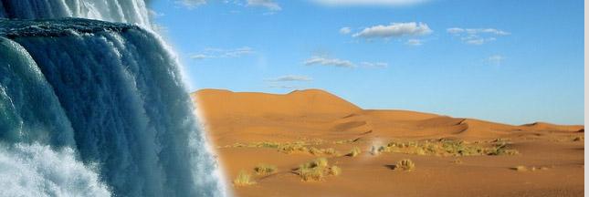 Le sous-sol africain regorge d'eau