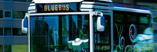 Enfin des bus électriques à Paris avec le BlueBus