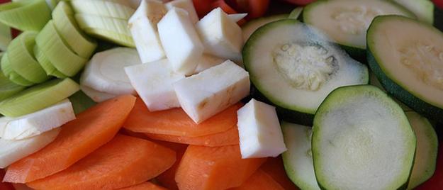 carottes-soupe-verte-legumes-courgettes-oignons déchets alimentaires