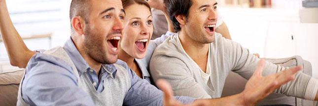 Des plateaux-télé équilibrés pendant l'Euro 2016