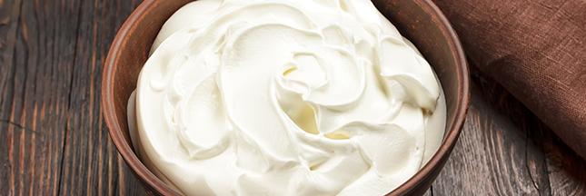 Crème fraîche vs Crème de soja