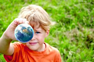 Enfants développement durable