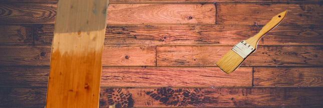 Prot ger le bois avec une lasure cologique et naturelle - Huile de lin pour meuble ...