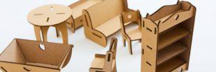 Construisez vous-même votre meuble en carton !
