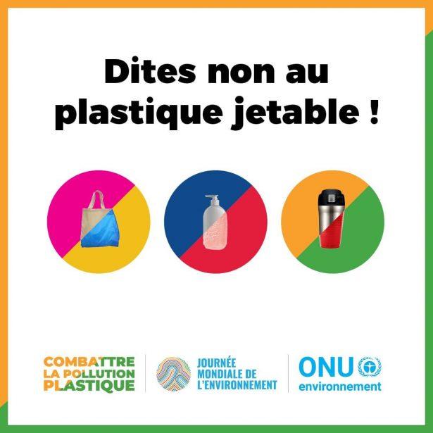 Resultado de imagem para journée mondiale de l'environnement 2018