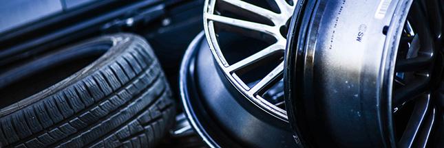Que va devenir la montagne de pneus usagés ?