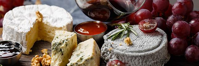 aliments riches en phosphore fromage
