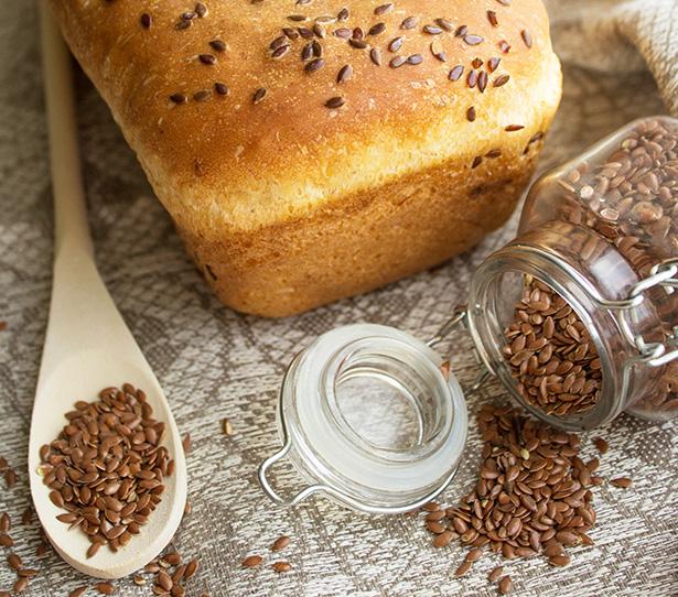 consommer graines de lin cuisine