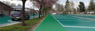 Solar Roadways : une route qui produit de l'électricité !