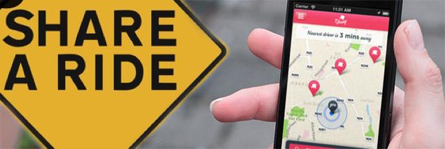 Taxi collaboratif contre pro - la guerre est ouverte