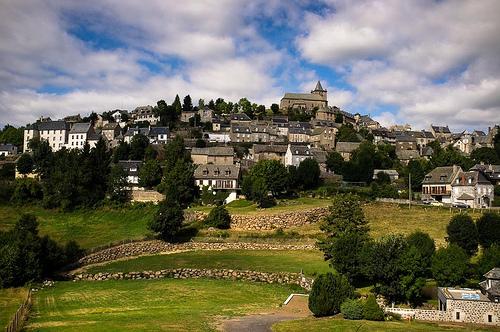 Village de Laguiole   CC knvrbk