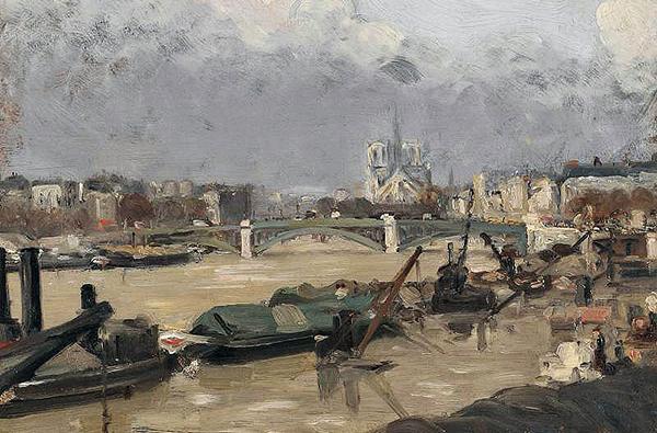 Albert_Lebourg_-_Le_chevet_de_Notre-Dame-pont-de-sully-paris