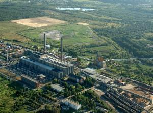 Ccentrale thermique Pécs 1