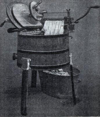 Up stream un lave linge manivelle cologique et - Machine a laver a pedale ...
